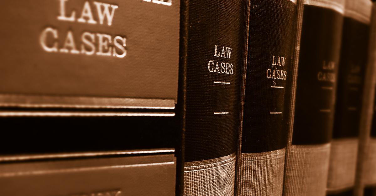 law cases bookshelf